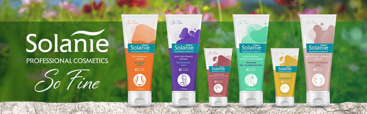 Solanie So Fine - Îngrijirea zilnică pentru o piele frumoasă, sănătoasă